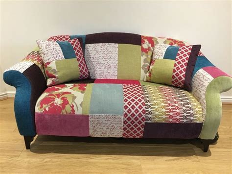 Dfs Sofa Collection by Dfs Shout Patchwork Sofa In Consett County Durham Gumtree