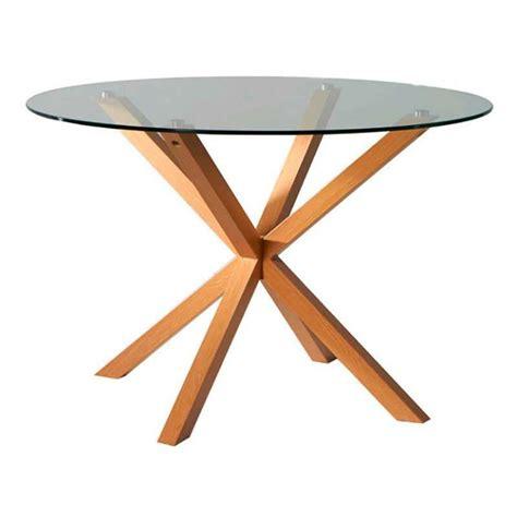 mesa redonda de cristal comedor mesa redonda cuca de cristal