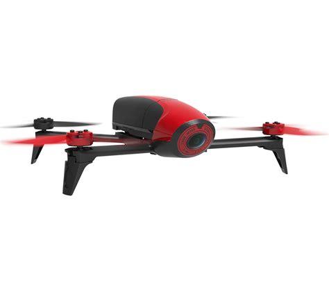 parrot bebop  drone red deals pc world