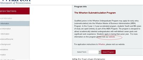 Wharton Mba Essay 2014 by Wharton S Mba App Is Beautiful And It Totally In