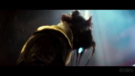 film mandarin ninja ninja turtles teaser trailer