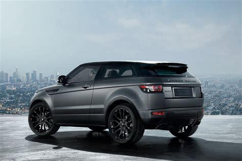 land rover evoque range rover evoque victoria beckham edition autoevolution