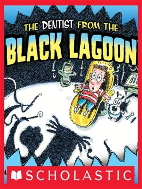 book report from the black lagoon the dentist from the black lagoon by mike thaler