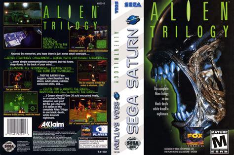 emuparadise sega saturn alien trilogy u iso download