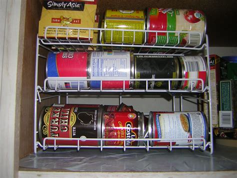 Can Organizers For Pantry by Three Sure Ways To Organize The Canned Goods In Your