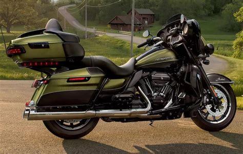harley davidson ultra limited motosiklet modelleri ve