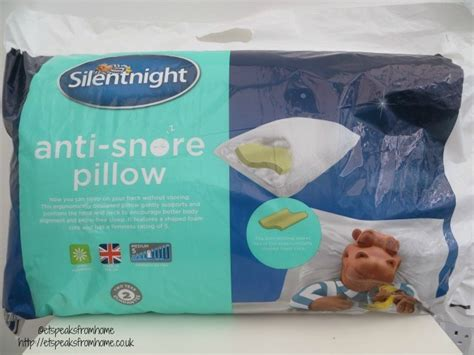 Anti Snoring Pillow Reviews by National Stop Snoring Week Archives Et Speaks From Home