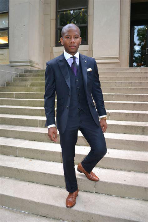 Braune Schuhe Hochzeit by Navy 3 Suit By Indochino S Style Pro S
