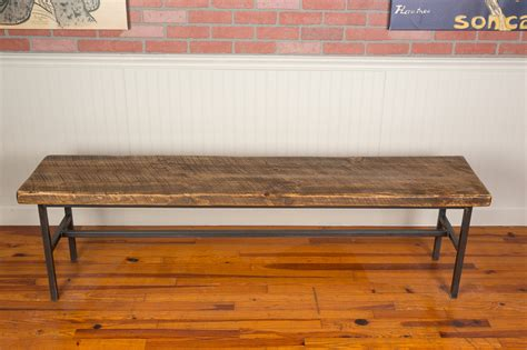 industrial dining bench industrial farm metal dining bench napa east
