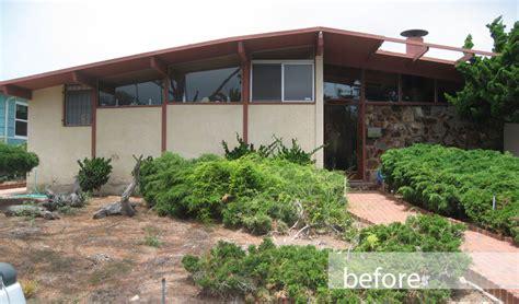 Beach Backyard Ideas Coastal Mid Century 187 Revive Landscape Design