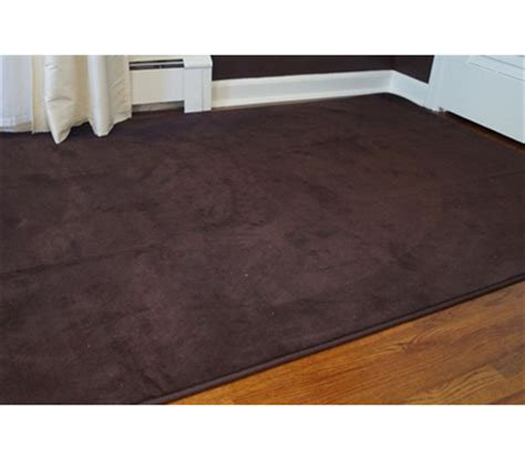 Cheap Rugs For Dorms by Microfiber Rug Chocolate Espresso Cheap Rugs