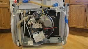 kenmore elite dishwasher leaking 171 mysears community