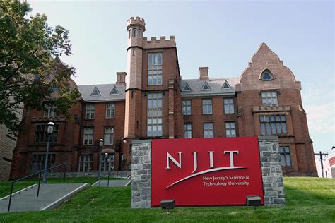 Njit New Jersey Dept Of Mba by Nj Institute Of Technology Nabs 1m Grant To Study New
