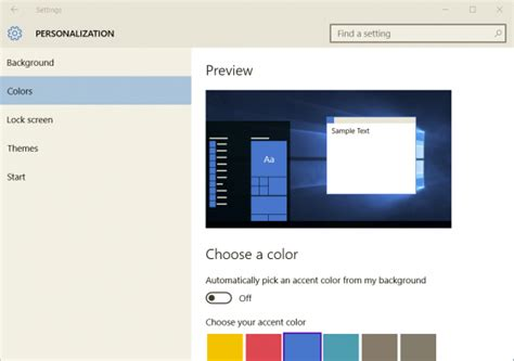 theme windows 10 color how to make your own windows 10 theme