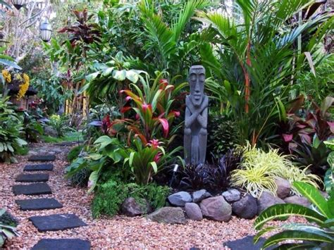 Small Tropical Garden Ideas Tropical Garden Designs For Small Gardens Garden Design