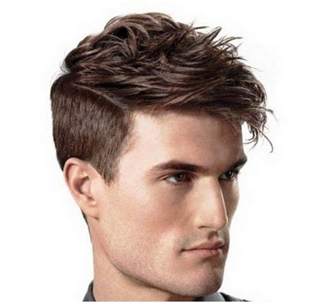 the most suitable hairstyles for boys with short and oval faces men s hairstyles suitable for face shape 2016 2017