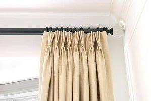 come appendere le tende come cucire le tende con le pieghe deitranet