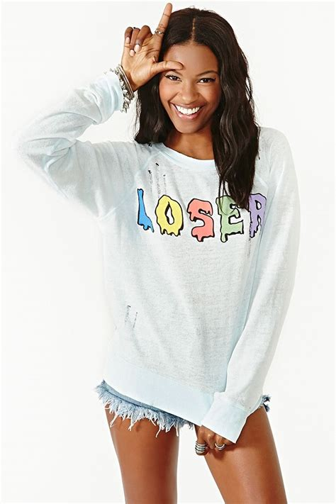Sweater Lover Loser 1000 images about sweaters that are awesome on sleeve sweater deer print and