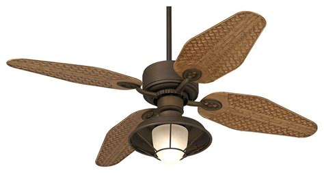 Cottage Ceiling Fans by Country Cottage 52 Quot Casa Vieja Aerostat Weave Outdoor