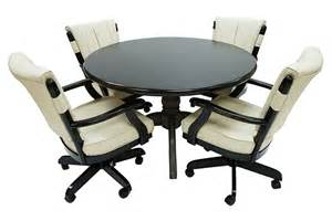dinette sets with caster chairs dinettes dining room furniture tables matching chair sets