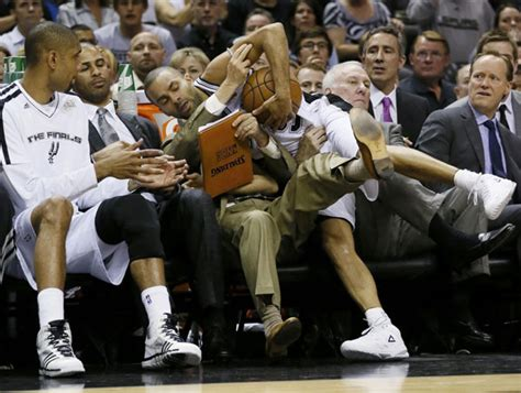 san antonio spurs bench big 3 help heat even nba finals with spurs other sports