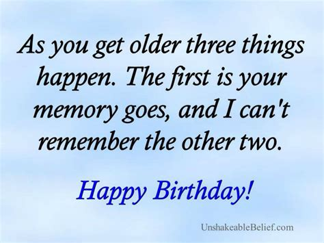Birthday Quotes On Birthday Quotes Funny Old People Quotesgram