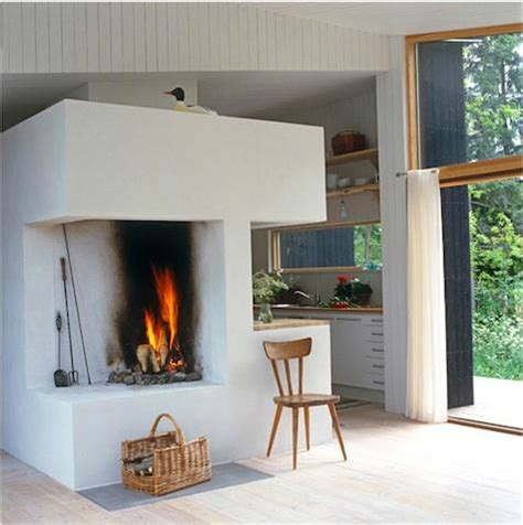 Kitchens With Fireplaces by Kitchens With Oven Fireplace Decoholic