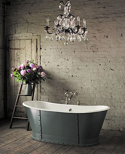 chandeliers in bathrooms 30 inspiring industrial bathroom ideas