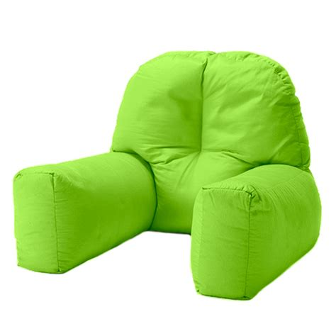 Bean Bag Pillow by Lime Cotton Bed Reading Pillow Bean Bag Cushion Arm