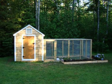 easy backyard chicken coop plans shed conversion plus run chickens homesteading pinterest