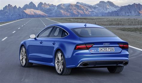 Audi Rs 7 by Boosted Audi Rs 6 Rs 7 Performance Variants Announced