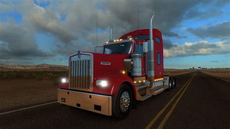 kenworth america american truck simulator kenworth w900 yakında geliyor