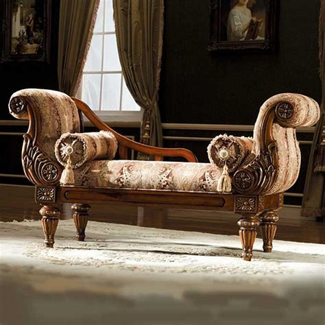 bench style sofa bed 10 victorian style loveseats sofas designs
