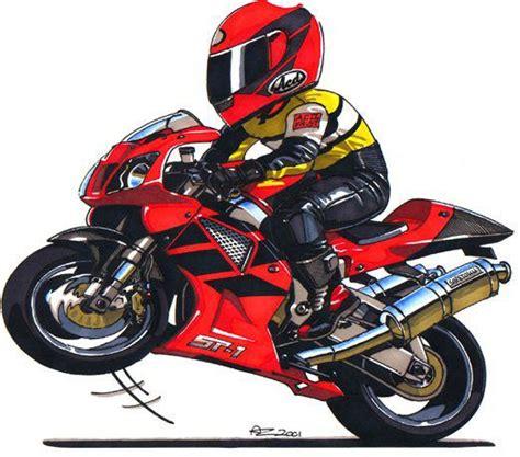 Kaos Motor Bikers Humors honda rc51 motociclismo honda stunt bike