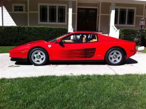 testarossa for sale usa testarossa for sale find or sell used cars