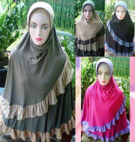 Ecer Grosir Jilbab aneka jenis atau macam jilbab dan kerudung di sg jilbab