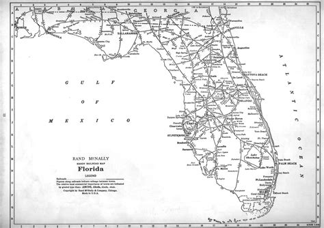 florida railroad map railroad net view topic amtrak on the fec miami
