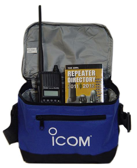 icom emergency go bag