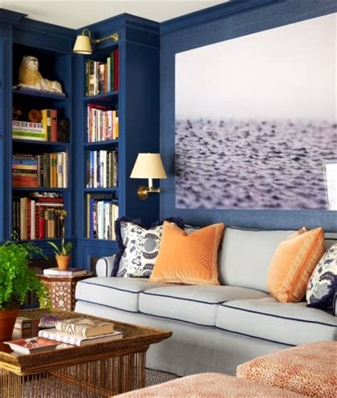 Navy Blue Room by Navy Blue Rooms 10 Bold Paint Ideas Completely Coastal