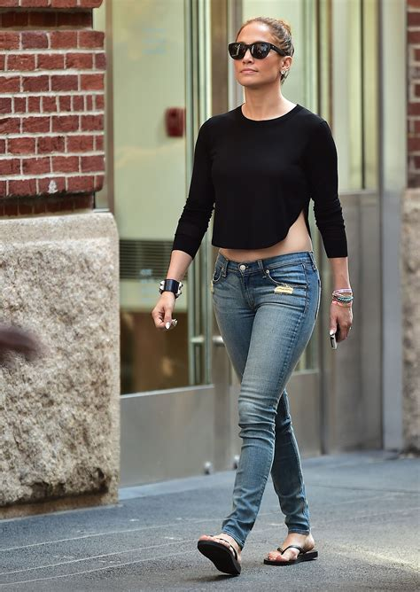 Jlo Takes It Easy by 128 Of J Lo S Most Fashion Moments June 30