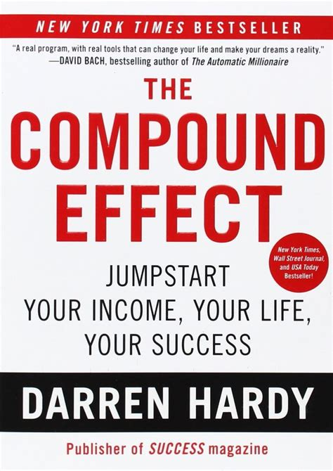 the compound effect by darren hardy paperback 9781593157241 ebay
