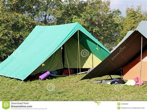 la tenda scout tende canadesi installate in un co boy scout