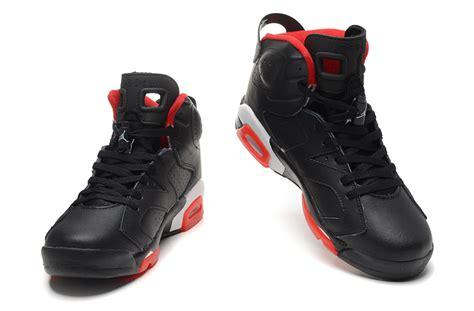 mens nike air shoes 6 black white 2017 sales