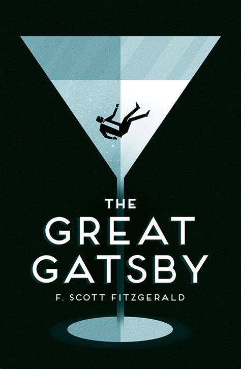 symbolism of great gatsby cover the great gatsby f scott fitzgerald bloc illustration
