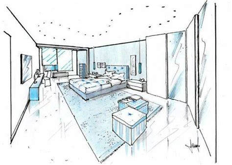 disegni di camere da letto da letto di 40 mq idea di progetto in azzurro
