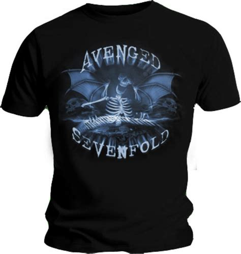 Avenged Sevenfold 1 T Shirt Size M Official T Shirt Avenged Sevenfold Organ Donor A7x L
