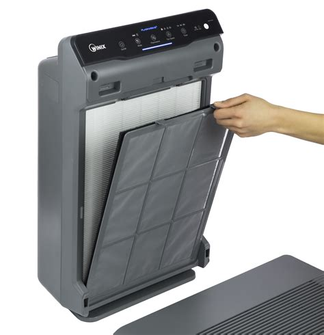 winix   air cleaner  plasmawavea technology