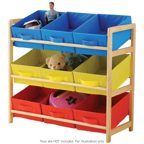 children storage b m kids 3 tier storage 311278 b m