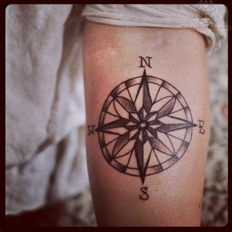 old compass tattoo the gallery for gt compass