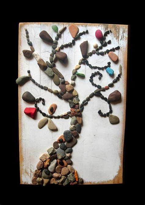 rock craft projects 189 best images about pebble on